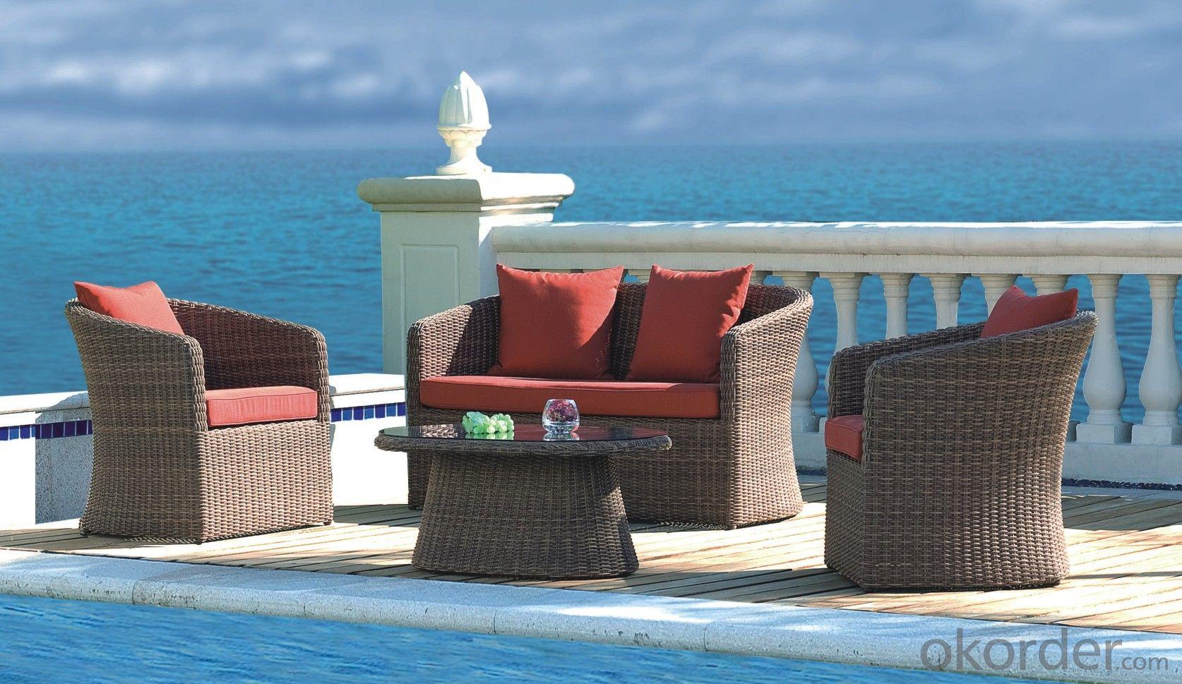 Simple Garden Sofa for Beach or Garden Place CMAX-YT007