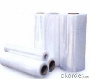 PP WHITE FILM with ALUMINUM FOIL for DIFFER USE