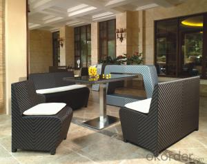 Simple Garden Sofa for Home Garden CMAX-YT010