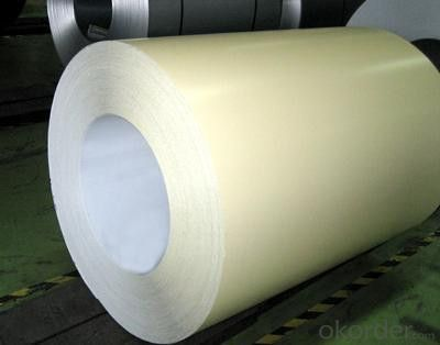Z15 BMP Prepainted Rolled Steel Coil for Construction