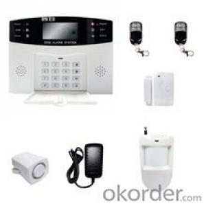 wireless gsm home alarm system with best price smart alarm system(M1)