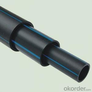 HDPE pipe for water supply, PN10 PE 10on Sale Made in China