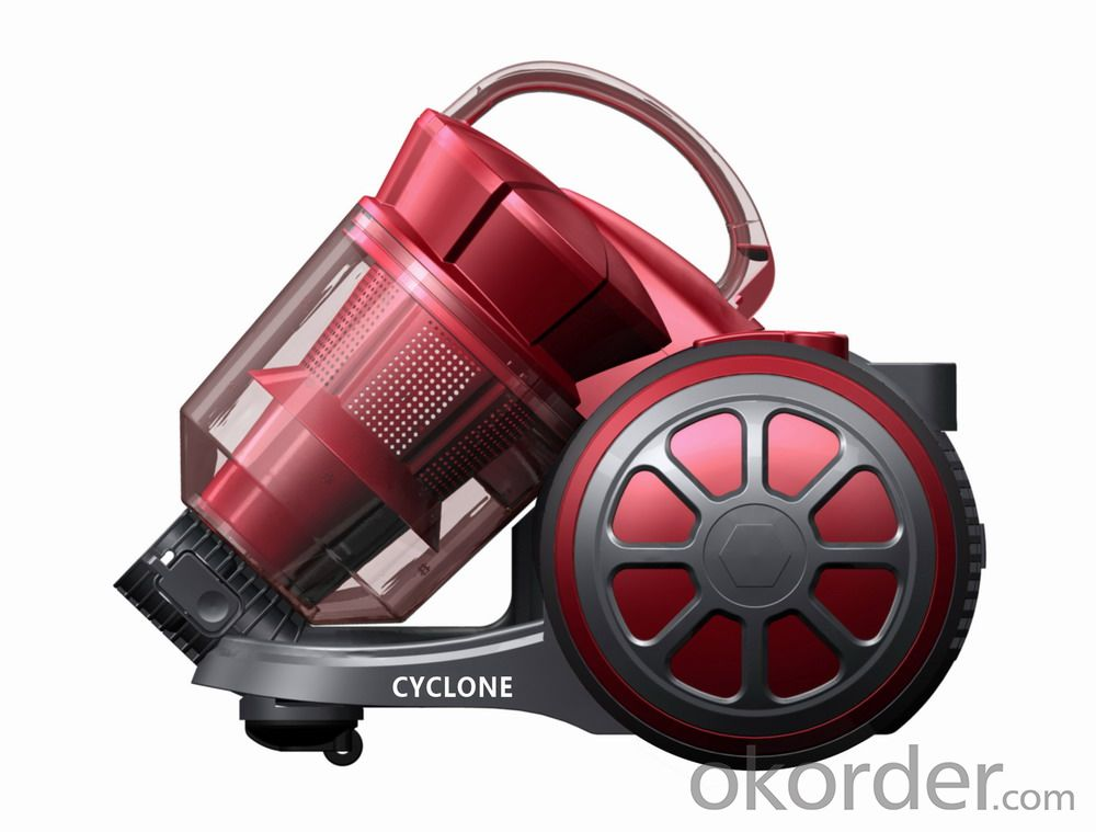 Vacuum Cleaner Bagless Cyclonic style#CNCL620N