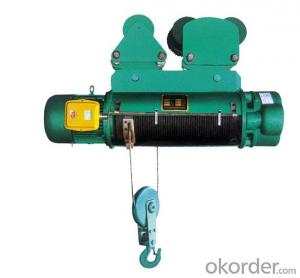 20t heavy duty Explosion-Proof chain block
