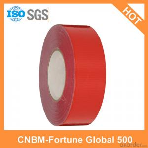 Cloth Tape Red Cloth Tape Custom Made Cloth Tape