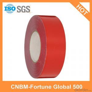 Cloth Tape Red Cloth Tape Custom Made Cloth Tape