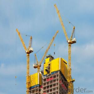 Construction Equipment Tower Crane Building Machinery Sales
