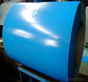 Z19 BMP Prepainted Rolled Steel Coil for Construction