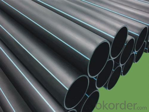 Pe Pipe High Density  Polyethylene Pipe Made in China