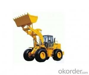 Front Wheel Loader YN915 0.5cbm Bucket Capacity