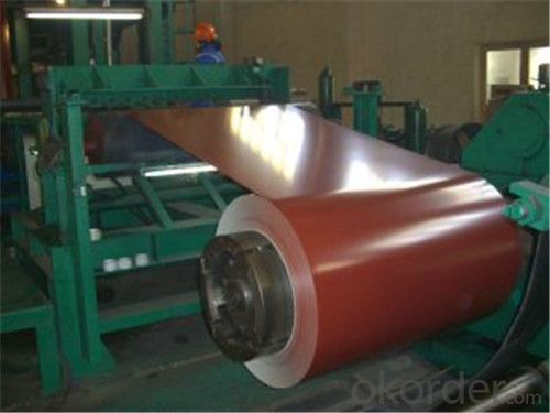 Z21 BMP Prepainted Rolled Steel Coil for Constructions