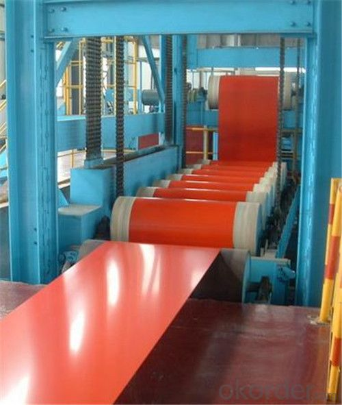 Z30 BMP Prepainted Rolled Steel Coil for Construction Roofing Construction