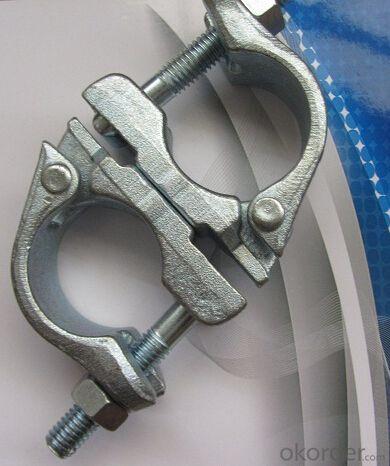 Scaffolding Coupler British  Type Steel Galvanized Forged Swivel Coupler 48.3