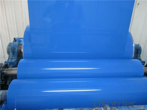Z38 BMP Prepainted Rolled Steel Coil for Construction