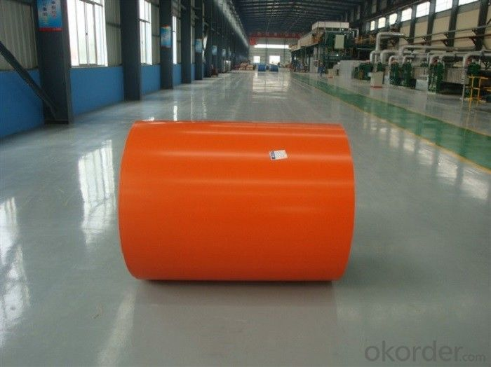 CGCC Prepainted Rolled Steel Coil for Construction Roofing Construction