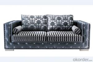 Modern Style Fabric Sofa of colorful fabric