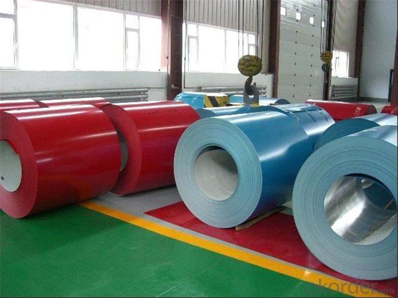 Z32 BMP Prepainted Rolled Steel Coil for Construction
