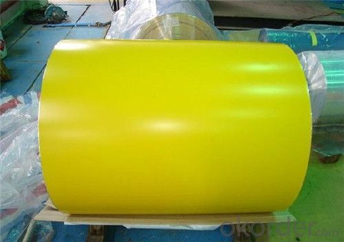 RAL Scale Z30 Prepainted Rolled Steel Coil for Construction Roofing