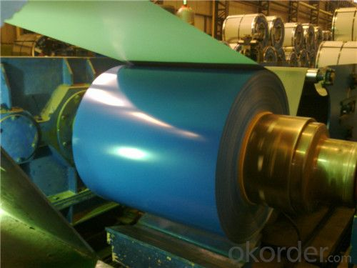Z46 BMP Prepainted Rolled Steel Coil for Constructions