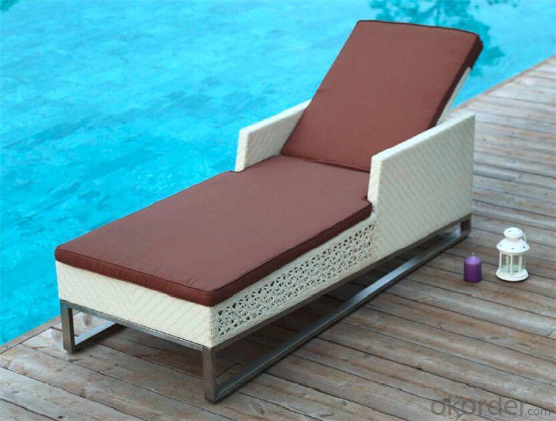Sun Lounger for Outdoor Furniture  Garden Beach Side CMAX-SL001MYX