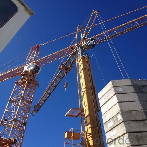 Tower Crane TC6520 Construction Equipment Building Machinery Distributor For Sales