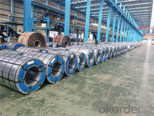 BMP Z15 PPGI Rolled Steel Coil for Roofing Constrution