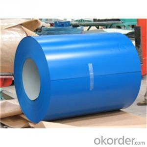 Z44 BMP Prepainted Rolled Steel Coil for Constructions