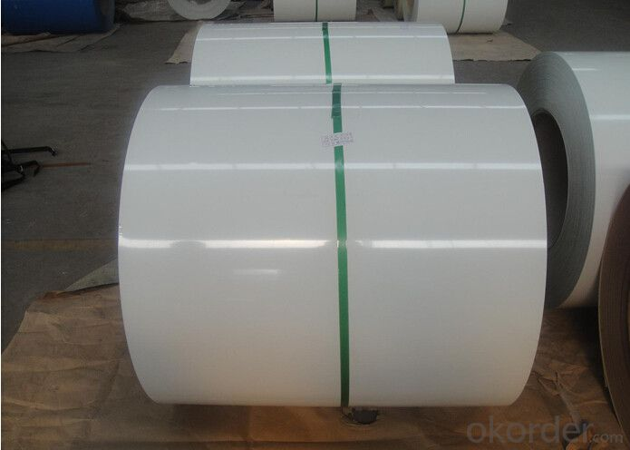 Z54 BMP Prepainted Rolled Steel Coil for Construction