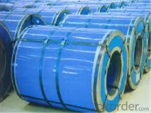 Z33 BMP Prepainted Rolled Steel Coil for Constructions