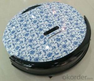 Robot Vacuum Cleaner with Robotic Intelligent Brain with ERP Class