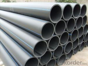 PE Pipe for Water/gas Supply Hot Sale Flexible Hdpe Water Pipe Made in China
