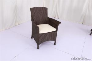 Arm Chair Dinning Set  for Coffee Shop Garden CMAX-DC005LJY