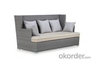 PE Rattan Garden Patio Outdoor Sofa Set   CMAX-SS004LJY