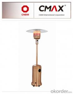 PH01-SS-B Patio  Heater Gazebo Patio Heater Outdoor Furniture Buy at okorder