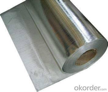 2015 Aluminum Foil Rolls of CNBM in China