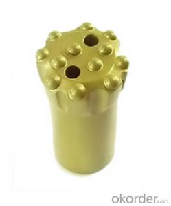 hot selling taper button bit dia34mm mining and quarry