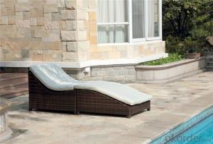 Outdoor Sun Lounger for Swimming Pool and Beach CMAX-SL009LJY