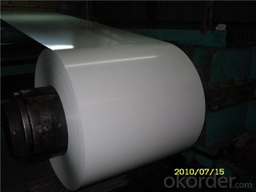 BMP Z15 PPGI Rolled Steel Coil for Construction Roofing