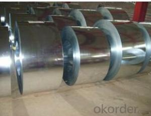 High Tensile Regular Spangle Galvanized Steel