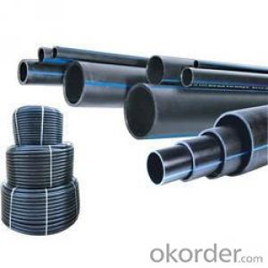 HDPE pipe for water supply PN100 on Sale Made in China