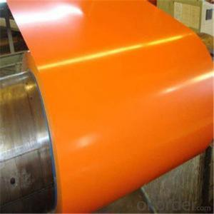 BMP Prepainted rolled Steel Coil for Construction Roofing constrution