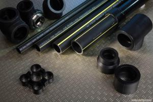 HDPE pipe for water supply PN16 PE10 on Sale Made in China