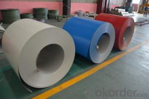 Z31 BMP Prepainted Rolled Steel Coil for Constructions