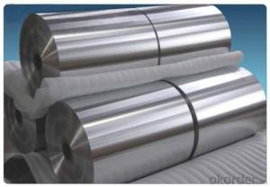 Cheap Price Disposable Aluminium Foil For Food Packaging  of CNBM in China