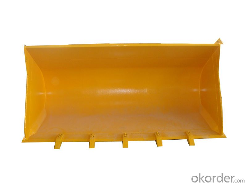 3.6CBM Grain Bucket for 3t Loader for Sale