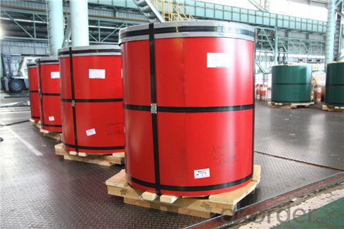 Z60 BMP Prepainted Rolled Steel Coil for Construction