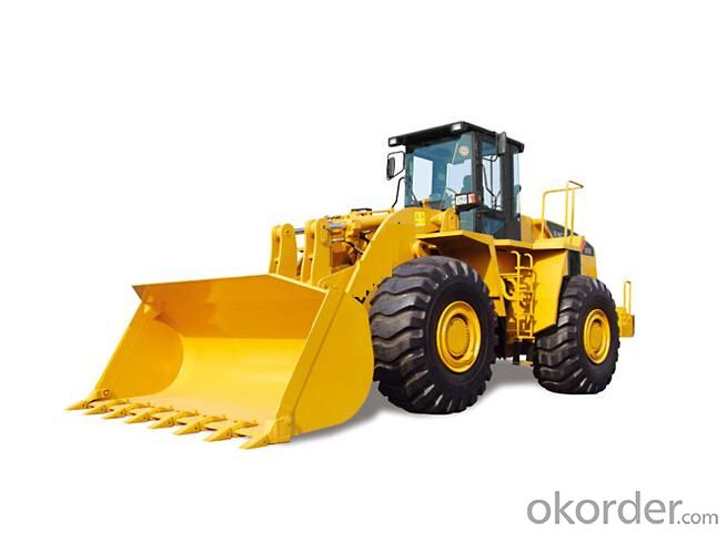 Mini Wheel Loader LN725 Bucket capacity adopt Perkins engine