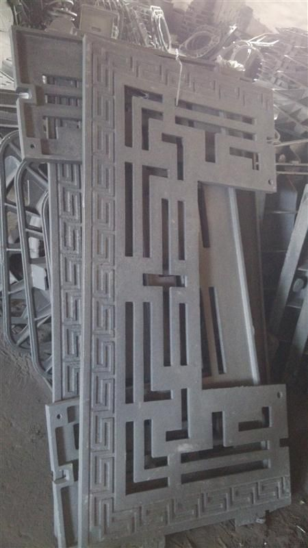 Manhole Cover   with Frame EN124 D400 Foundry Stock Made in China