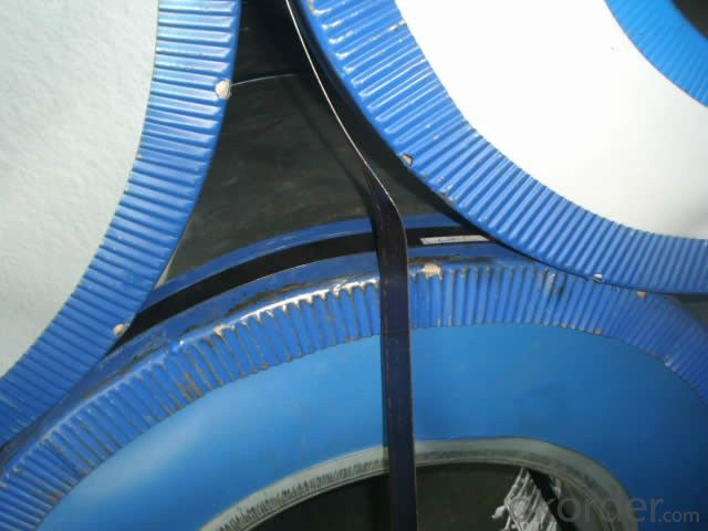 Z52 BMP Prepainted Rolled Steel Coil for Construction