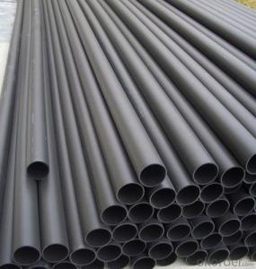 Pe Pipe Sdr 17 800mm Plastic Pipe for Water Supply Made in China
